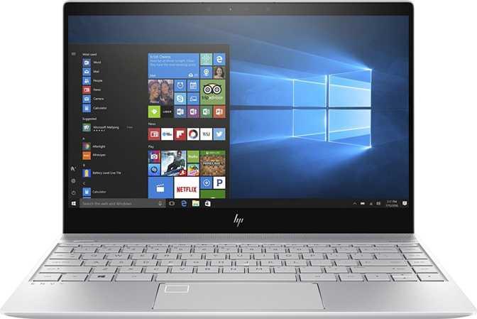 """HP Envy 13 13.3"""" Intel Core i7-7500U 2.7GHz / 16GB / 512GB SSD"""