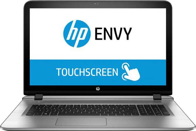 "HP Envy 17t Touch i5 17.3"" Intel Core i5-4210U 1.7GHz / 12GB / 1TB"