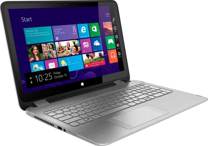"HP Envy x360 15 15.6"" Intel Core i7-4510U 2GHz / 8GB / 1TB"