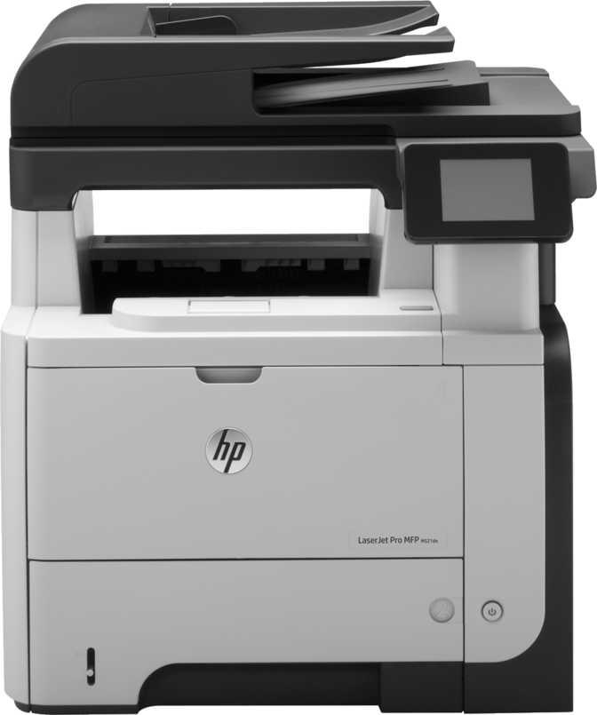 HP Laser Jet Pro M521dn