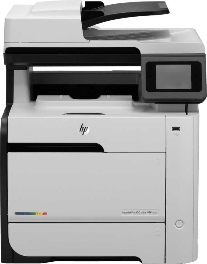 HP LaserJet Pro 400 M475dn