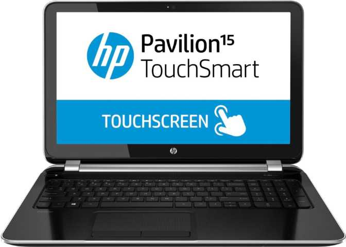 "HP Notebook 15t Touch15.6"" Intel Core i5-4210U 1.7GHz / 6GB / 500GB"