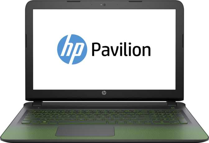 "HP Pavilion 15-ak010nr 15.6"" Intel Core i7-6700HQ 2.6GHz / 8GB / 1TB"