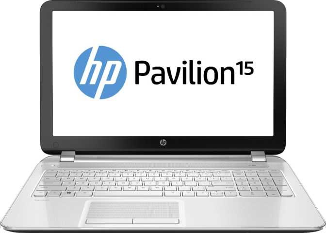 "HP Pavilion 15-n210us 15.6"" AMD A6-5200 2GHz / 4GB / 500GB"