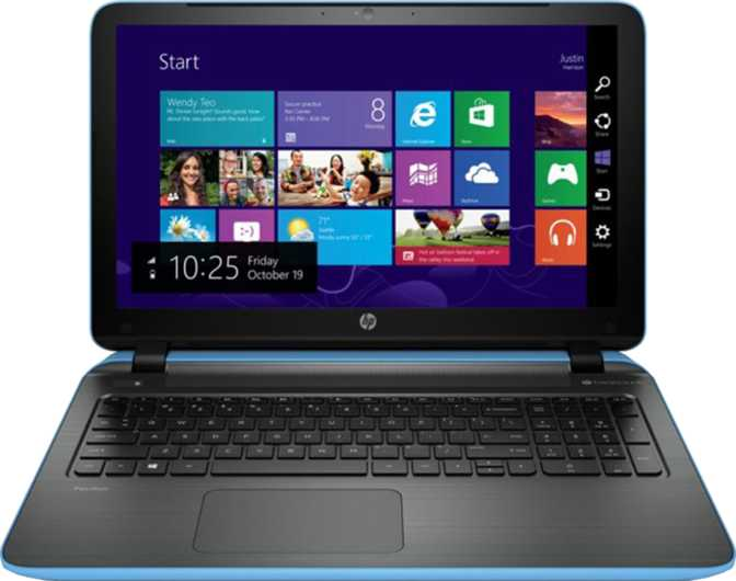 "HP Pavilion 15-p230ax 15.6"" AMD A-Series 7300 1.9GHz / 4GB / 1TB"