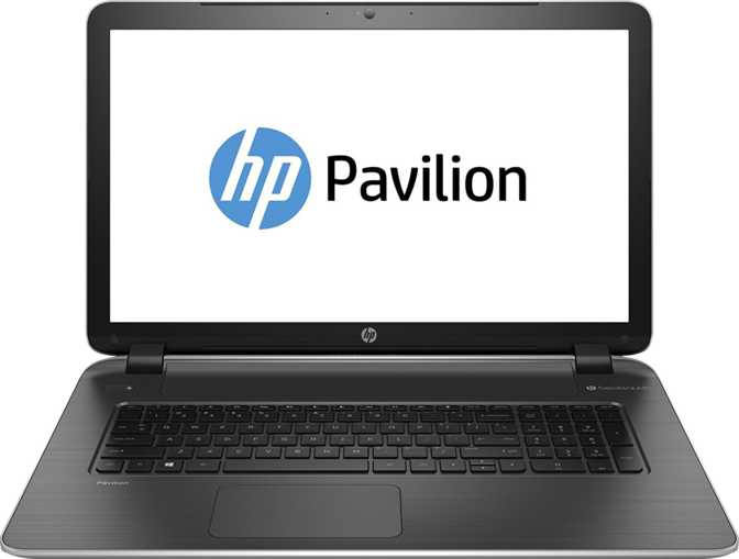 "HP Pavilion 17 17.3"" Intel Core i5-4210U 1.7GHz / 6GB / 750GB"