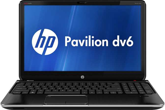 "HP Pavilion DV6-7014NR 15.6"" Intel Core i7 3610QM 2.3GHz / 8GB / 750GB"