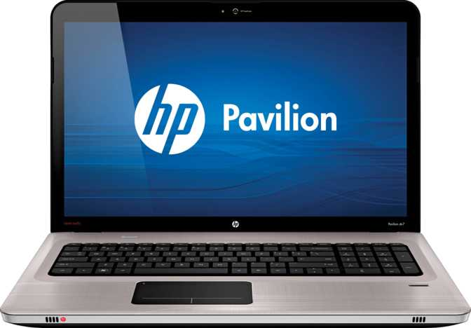"HP Pavilion dv7-4069wm 17.3"" AMD Phenom II N830 2.1GHz / 4GB / 640GB"