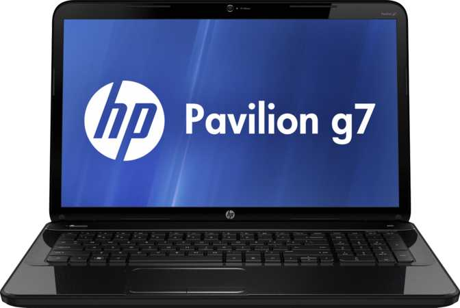 "HP Pavilion g7-2000so 17.3"" AMD A4-4300M 2.5GHz / 4GB / 500GB"