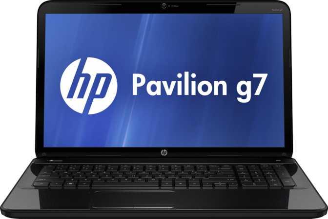 """HP Pavilion g7-2000so 17.3"""" AMD A4-4300M 2.5GHz / 4GB / 500GB"""
