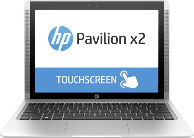 "HP Pavilion x2 (12) 12"" Intel Core M3-6Y30 0.9GHz / 4GB / 128GB"