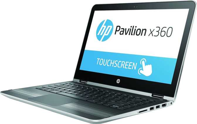 "HP Pavilion x360 15.6"" Intel Core i5-6200U 2.3GHz / 6GB / 1TB"