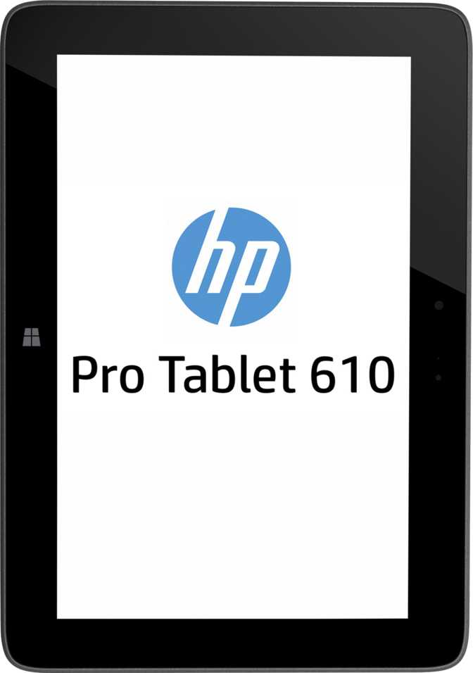 HP Pro Tablet 610 G1 PC (G4T48UT)