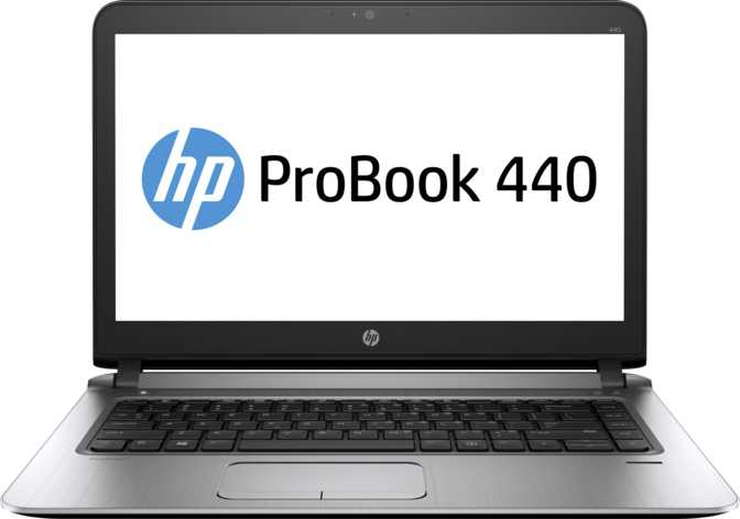 "HP ProBook 440 G3 14"" Intel Core i5-6200U 2.4GHz / 4GB / 500GB"