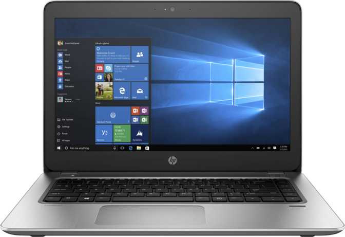 "HP ProBook 440 G4 14"" Intel Core i3 7100U 2.4GHz / 4GB / 500GB"