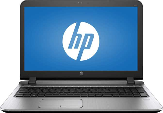 "HP ProBook 455 G3 15.6"" AMD A-Series 7410 2.2GHz / 4GB / 500GB"