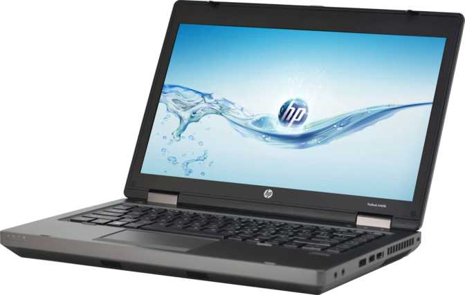 "HP ProBook 6460b 14"" Intel Core i5-2520M 2.5GHz / 4GB / 128GB"