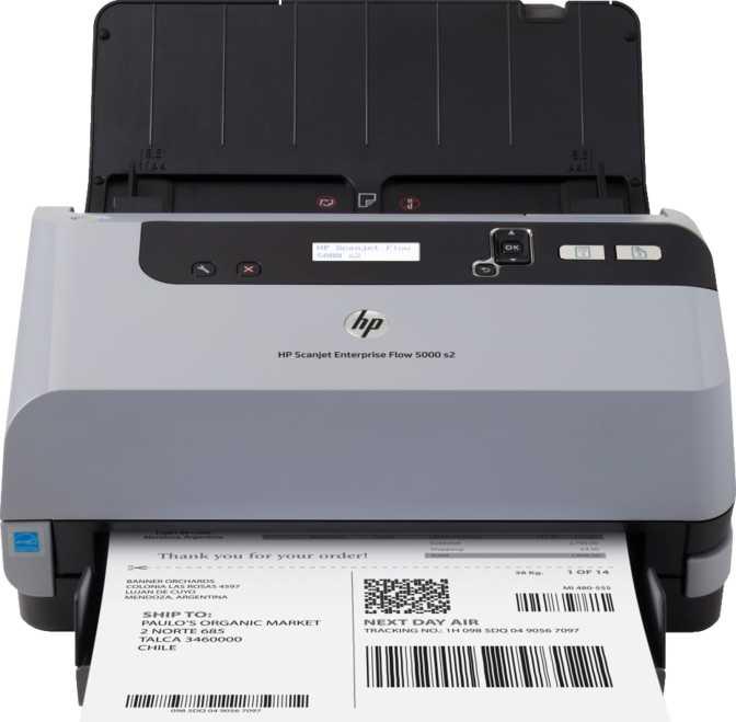 ≫ Brother ImageCenter ADS-2500W vs HP Scanjet Enterprise