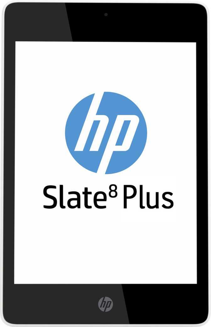 HP Slate 8 Plus