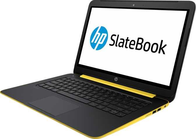 """HP SlateBook 14-p010nr 14"""" Nvidia Tegra 4 1.8GHz / 2GB / 16GB"""