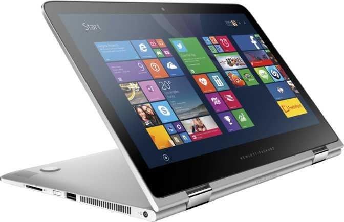 "HP Spectre 13-v001dx 13.3"" Intel Core i5 6200U 2.3GHz / 8GB / 256GB"