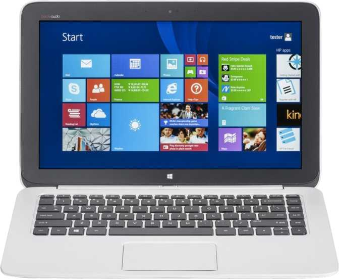 "HP Split X2 13-g210dx 13.3"" Intel Core i5-4202Y 1.5GHz / 4GB / 128GB"
