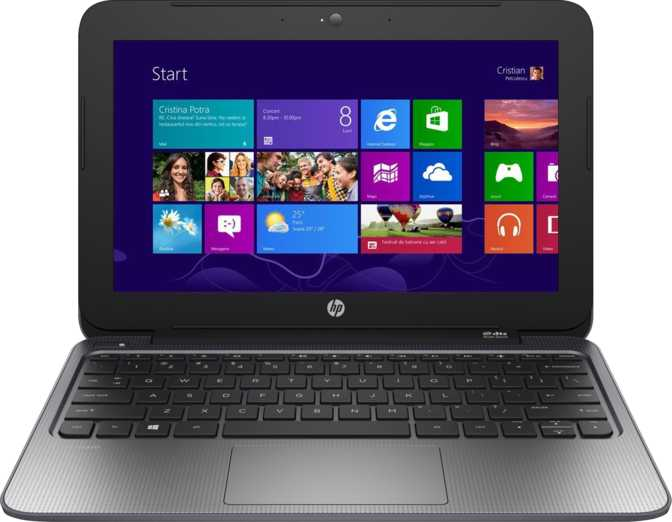 "HP Stream 11 Pro 11.6"" Intel Celeron N2840 2.16GHz / 2GB / 32GB"