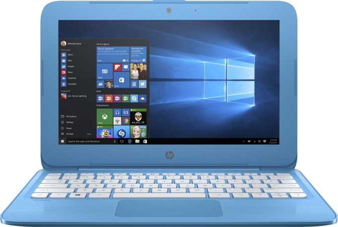 "HP Stream 11-y010nr 11.6"" Intel Celeron N3060 1.6GHz / 4GB / 32GB"