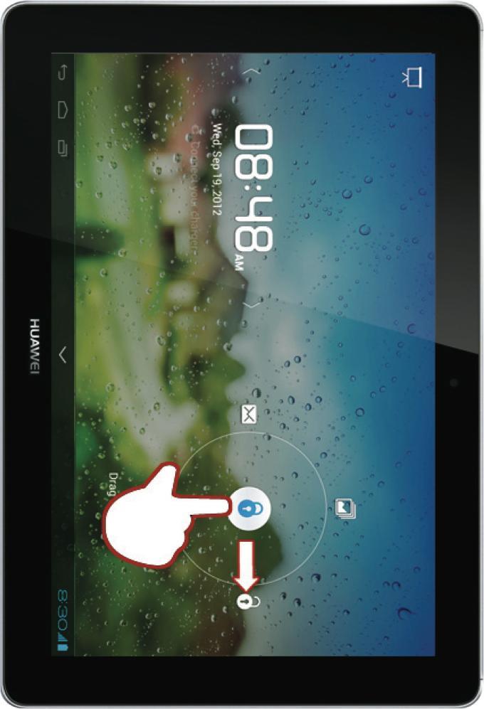 Huawei MediaPad 10 FHD 8 GB