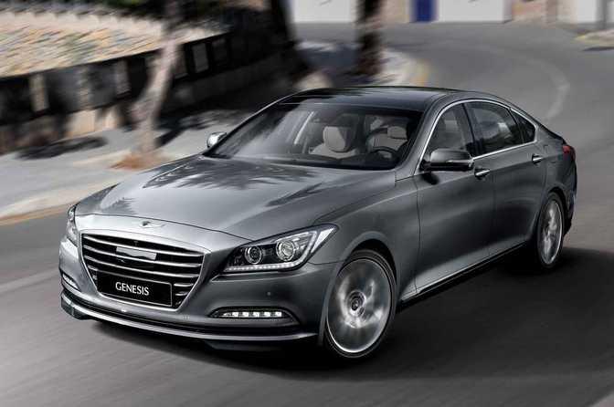 Hyundai Genesis (2015)