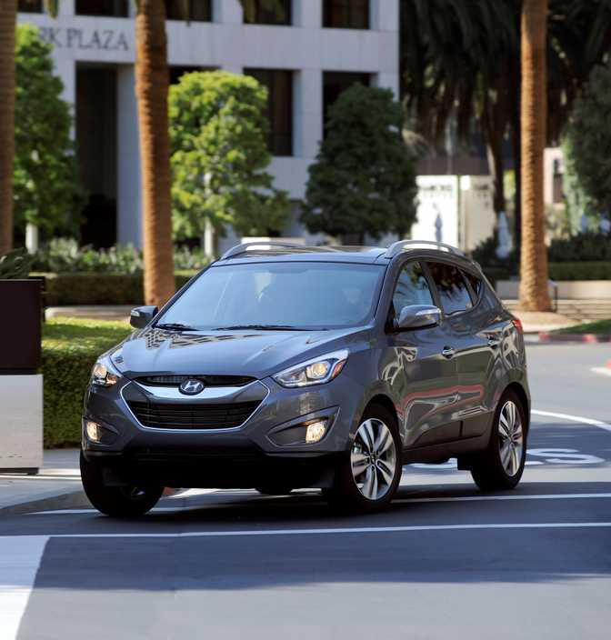 Hyundai Tucson GLS (2014)