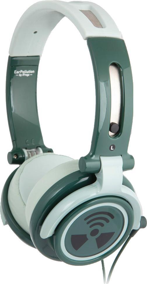 Ifrogz EarPollution CS40