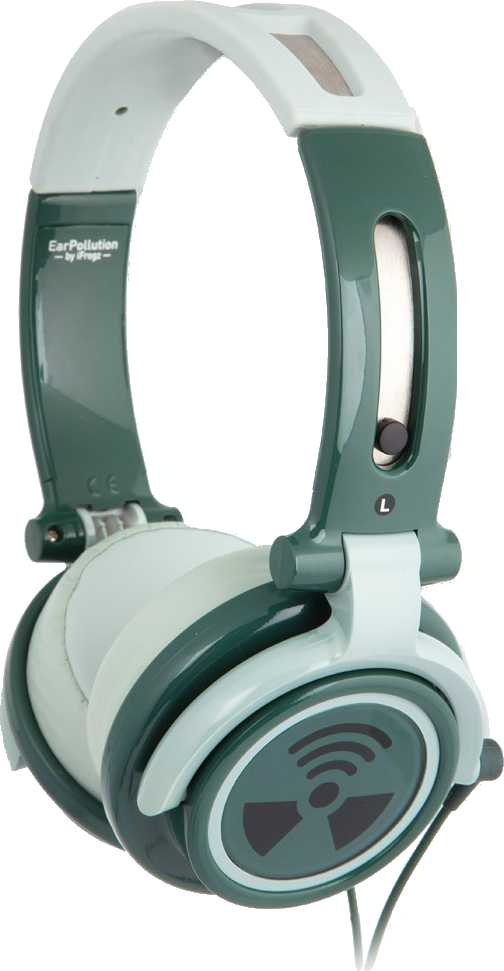 ifrogz EarPollution CS40