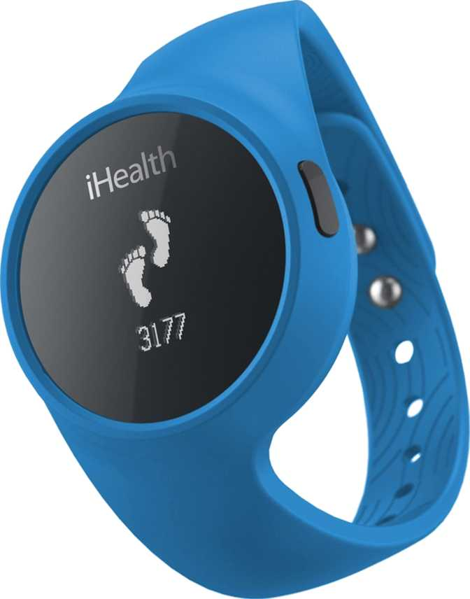 iHealth Wireless Activity and Sleep Tracker