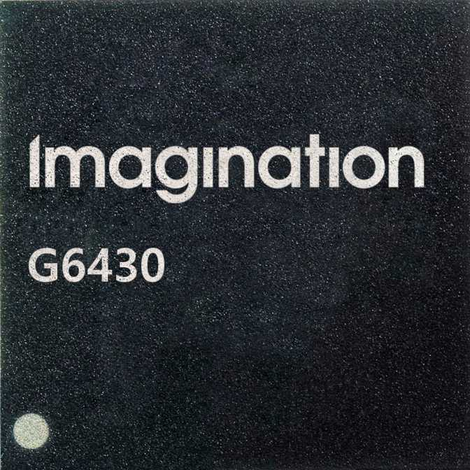 Imagination Technologies PowerVR G6430