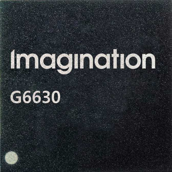 Imagination Technologies PowerVR G6630