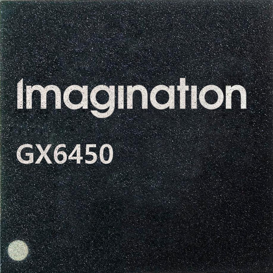 Imagination Technologies PowerVR GX6450