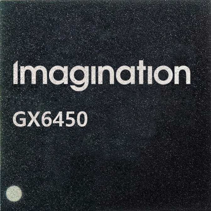 Imagination Technologies PowerVR GX6450