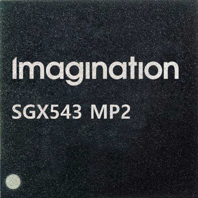Imagination Technologies PowerVR SGX543 MP2