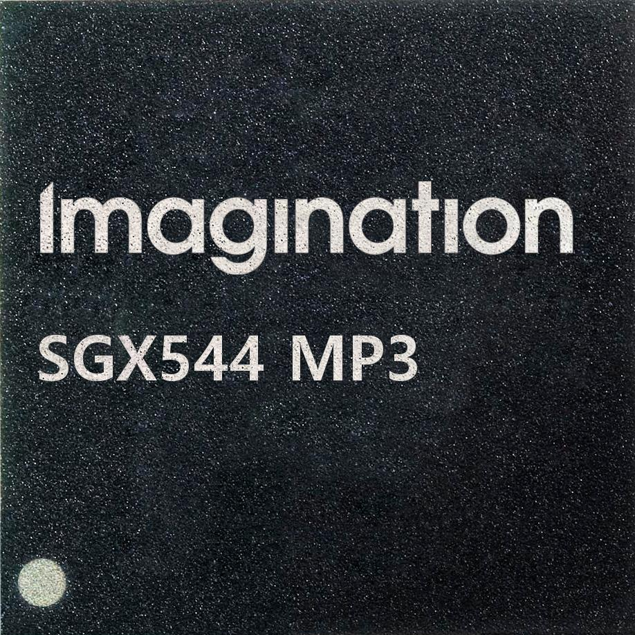 Imagination Technologies PowerVR SGX544 MP3