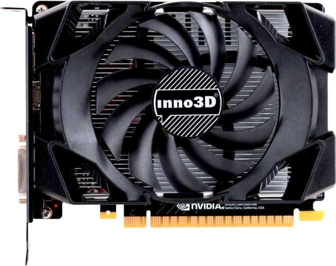 Inno3D GeForce GTX 1050 Compact