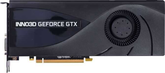 Inno3D GeForce GTX 1070 Ti Jet-Fan
