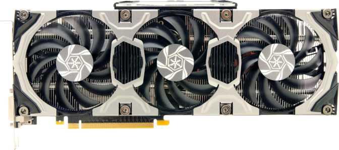Inno3D GeForce GTX 780 Ti HerculeZ X3 Ultra