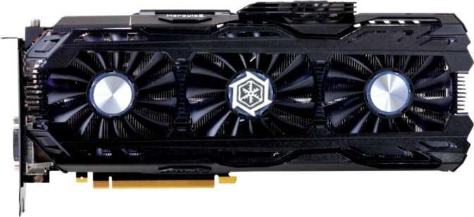Inno3D iChill GeForce GTX 1070 Ti X3