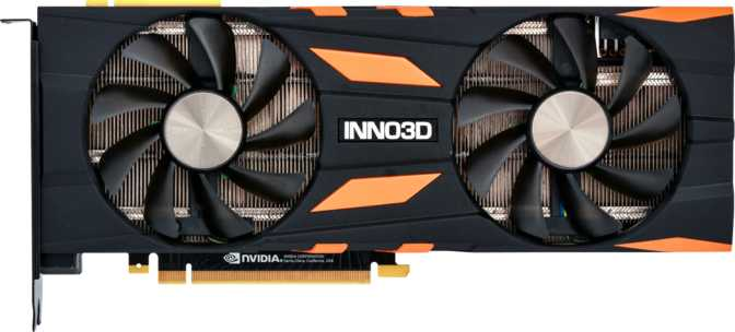 ≫ Inno3D GeForce RTX 2080 Ti X2 Gaming OC vs PNY GTX 1080 Ti