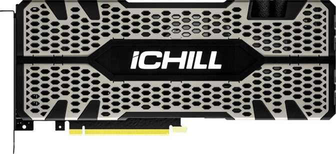 Inno3D iChill GeForce RTX 2080 Black