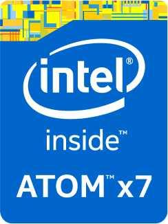 Intel Atom x7 Z8750