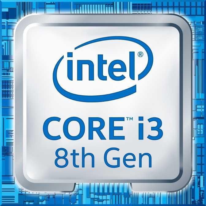 Intel Core i3-8100H