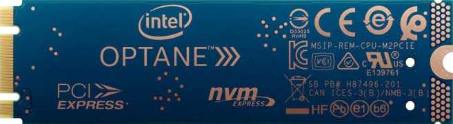Intel Optane 800P 118GB