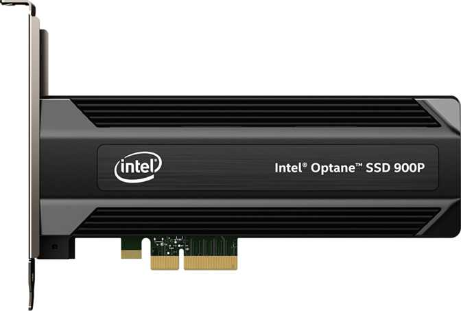Intel Optane 900P HHHL 280GB